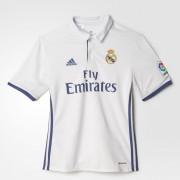 Jersey Adidas Del Real Madrid Para Niño De Local Blanco