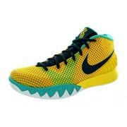 Nike Men's Kyrie 1 Tr Yllw/Tl/Unvrsty Gld/Lt Rtr Basketball Shoe 10 Men US