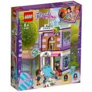 Конструктор Лего Френдс Творческото студио на Ема, LEGO Friends 41365