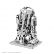 Metal Earth Star Wars 3D Model Kit R2D2 570250