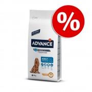 14 kg Medium Adult Advance pollo y arroz pienso para perros