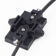 Meco M3 Delta Adjustable Pulley 3D Printer Injection Molded Piece