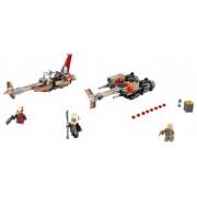 LEGO Pad u oblacima Star Wars 75215