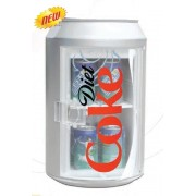 Mini chladnička v tvare plechovky - 10L / 12 plechoviek