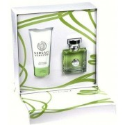 Versace Versense Woda toaletowa 30ml spray + Balsam do ciała 50ml