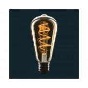 AMARCORDS Lampadina Vintage Led Edison A Spirale