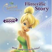 Tinkerbell Flip Book: Flitterific Story/Magical Activities