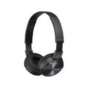 Sony Auriculares con cable SONY MDRZX310 (On ear - Micrófono - Atiende llamadas - Negro)