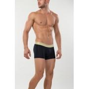 Mundo Unico Yunnan Short Boxer Brief Underwear Navy/Gold 15300842-82