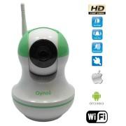 Smart Video Baby Monitor s WiFi a nočním viděním - Gynoii