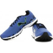Puma Mobium Unify Running Shoes For Men(Blue)