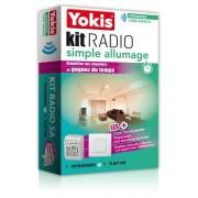 Yokis KITRADIOSA KIT RADIO SIMPLE ALLUMAGE