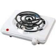 Brentwood 6PWMHETWUZWK Radiant Cooktop(White, Jog Dial)