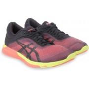 Asics FUZEX RUSH Running Shoes For Men(Black)