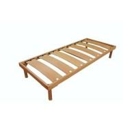 Somiera lemn masiv Relax 8 (Dimensiunile saltelei: 180 x 200)