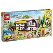 Lego Vacanza sul Camper