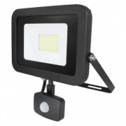 COMMEL LED reflektor 50W detek pokreta 6500k 4000lm 25kh C307-255