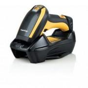 DATALOGIC ADC Datalogic PowerScan PBT9300, BT, 1D, AR, Kit (USB), RB, giallo/nero