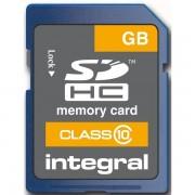 Integral Secure Digital SD Card 16GB Class 10