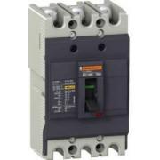 Intreruptor automat easypact ezc100n - tmd - 30 a - 3 poli 3d - Intreruptoare automate de la 15 la 400 a - Easypact - EZC100N3030 - Schneider Electric