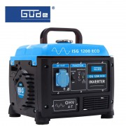 Инверторен електрогенератор GÜDE ISG 1200 ECO, 1200 W