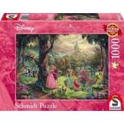 Puzzle Thomas Kinkade Disney Sleeping Beauty 1000 Pcs