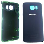 Tampa traseira p/ Samsung Galaxy S6 G920F Preta