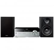 Sony Cmt-Sbt100 Sistema Audio Micro Hi-Fi Potenza 50 W Bluetooth Nfc Colore Nero