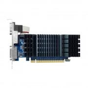 Placa video GeForce GT 730 Silent, 2GB GDDR5, 64 biti, Low Profile