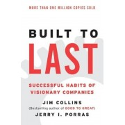 Built to Last: Successful Habits of Visionary Companies, Paperback