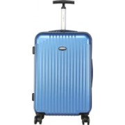 Swiss Eagle ABS+PC005NY-24 Check-in Luggage - 24 inch(Blue)