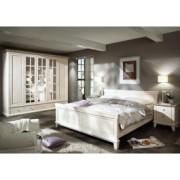 Set Mobila Dormitor Georgia White / Grey