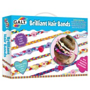 Set creatie pentru fetite Galt Bentite cu floricele, 6 ani+