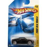 Hot Wheels Audi R8 Black die-cast 1:64 scale
