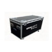 Flight-case for 2 BWS 10R