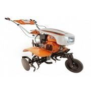 Motocultor, O-Mac New 750-S, 5580-02688, 7 Cp, Cu Roti Cauciuc + Plug + Rarita, 600 Ml