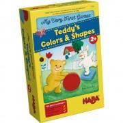 Primele mele jocuri: Învaţă culorile şi formele cu Ursuleţul Teddy