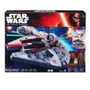 Jucarie Star Wars The Force Awakens Battle Action Millennium Falcon