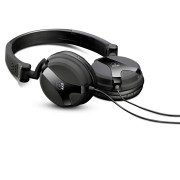 Casti semi-profesionale pliabile, AKG K518 DJ (Alb)