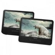 Inny Sencor Przenosny odtwarzacz DVD SPV 7971 DUAL,Dwa ekrany LCD 9cal