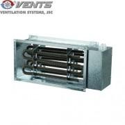 Baterie de incalzire electrica rectangulara NK 600x300-9.0-3
