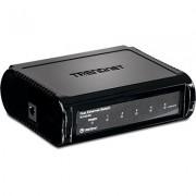 Mini Switch Trendnet TE100-S5 5 puertos 10/100 MBPS/no admin