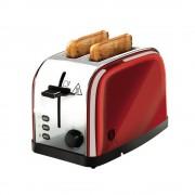 Toaster 2 felii, Burgundy