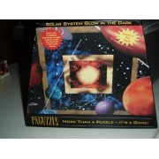 Solar System Glow In The Dark Paguzzle