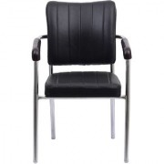 Fabsy Interiors Office Visitor Chair in Black