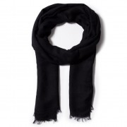 Шал GUESS - Ninette Scarves AW8533 WOL03 BLA