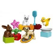 LEGO® DUPLO® Town Animalutele familiei - L10838