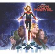 Turnaround Comics Marvel's Captain Marvel: Art of the Movi (tapa dura)