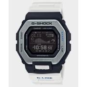 G Shock Gbx100 G-Lide Sport Tide Watch White Black