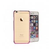 Astrum MC110 Transparent iPhone 6/6S UV Case Pink